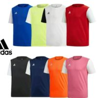 Adidas Boys Football Shirts Jersey Estro 19 Kids Sports Tops T Shirt TShirt Size