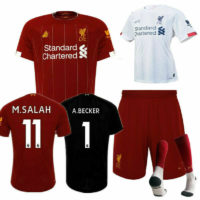 20/21 Soccer Suits Liverpool Football Kits Training Shirts Shorts Kids Adult UK