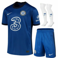 2020/21 Football Soccer Full shirt Kit Kids Boys Adult Jersey With Socks