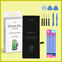 NEW REPLACEMENT BATTERY FOR APPLE iPHONE 6S PLUS OEM 2750mAh + Tools & Tapes UK