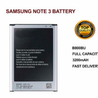 New Replacement Battery for Samsung Galaxy Note 3 Full Capacity 3200mAh SM-N9005