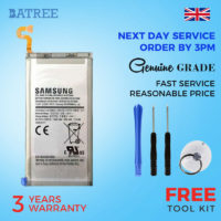 New Replacement Battery for Samsung Galaxy S9 G960 100% OEM eb-bg960abe
