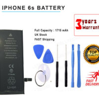 Genuine Original Replacement Battery for iPhone 6S Full Capacity 1715 mAh uk