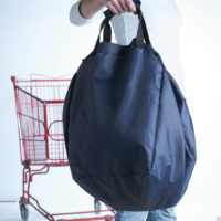 4 x Supermarket Inside Trolley Cart Reusable Shopping Bags - SALE FREE POSTAGE