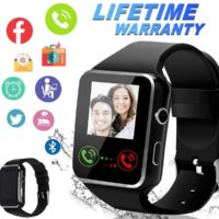 2020 Smart Watch for Android Samsung Touch Screen Bluetooth Fitness Tracker UK