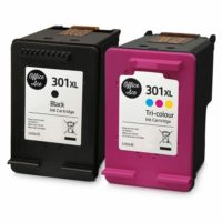 Black & Tri-Colour 301XL Ink Cartridges for use with HP Printers