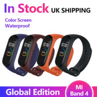 Original Xiaomi Mi Band 4 Smart Miband Newest Music Bracelet Heart Rate Blutooth