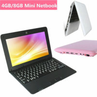 """10.1"""" NETBOOK MINI LAPTOP WIFI ANDROID 1.5MHz NOTEBOOK CAMERA HDMI USB"""