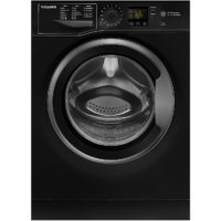 Hotpoint NSWM1043CBSUK A+++ Rated 10Kg 1400 RPM Washing Machine Black New