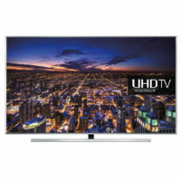 "Samsung UE40JU7000 40"" 3D SMART 4K Ultra HD LED TV Freeview Freesat HD C Grade"