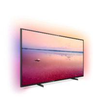 Refurbished Philips 43 Inch 43PUS6704 Smart 4K Ultra HD HDR Ambilight LED TV