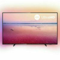 Refurbished Philips 50 Inch 50PUS6704 Smart 4K Ultra HD HDR Ambilight LED TV UK