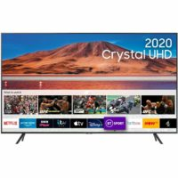 Samsung UE65TU7100 65 Inch TV Smart 4K Ultra HD LED Freeview HD 2 HDMI
