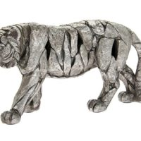 Natural World - CUT OUT SCULPTURE ORNAMENT FIGURINE - TIGER