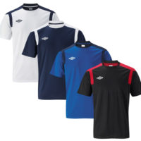 Umbro Mens Training Top T-Shirt Tee Football Gym Training New Sealed