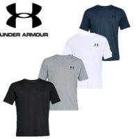 Under Armour Mens T Shirt TShirt Sportstyle Gym Running Cotton UA Top T-Shirt