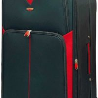 "32"" Super lightweight Extra Large 2 Wheeled Suitcase Trolley Luggage Hold Bag XL"