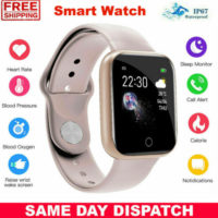 Sports Smart Watch Bracelet Fitness Tracker Blood Pressure Pedometer Calories