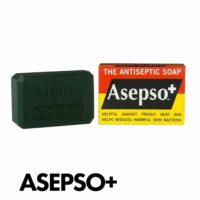 Asepso + Antiseptic & Asepso Soap MULTI BUY UK