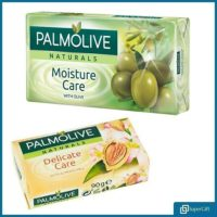 PALMOLIVE Soap Bars Original 90g Moisture Delicate Care Hand Body Bath Face Soap
