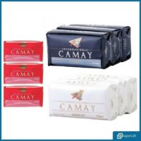 CAMAY Soap Bars Original 125g Classic Chic Hand Body Bath Face Soap UK STOCK