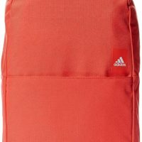 Adidas Classic Backpack - Coral - Girls Ladies Womens School College Sports Bag