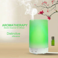 Essential Oil Aroma Diffuser Ultrasonic Air Purifier 7 Color LED Air Humidifier