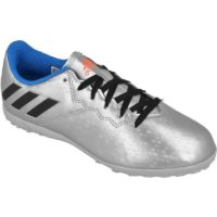 New Adidas Boys' (kids) Messi 16.4 TF J Astro Turf Football trainers - 3 Colours