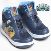 Boys Skylanders Swap Force Hi Top Trainers Shoe Sizes 11-4 New Gift Sypro