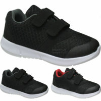 NEW BOYS LIGHTWEIGHT BOOTS BACK TO SCHOOL KIDS TRAINERS CASUAL SHOES UK 8 TO 2