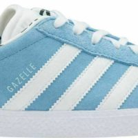 Childrens Adidas Originals 'Gazelle' Trainer (B37215)