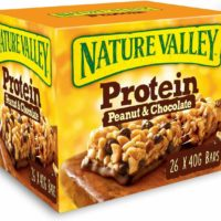 Nature Valley Protein Bar Peanut & Chocolate 26 x 40 g