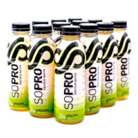 SoPro Apple Pear Protein Water 12 x 500ml