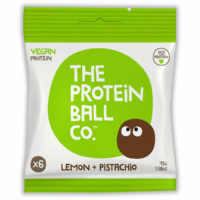 The Protein Ball Co. Lemon & Pistachio 20x45g