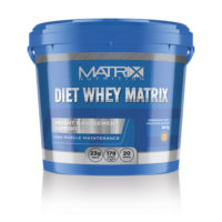 DIET WHEY PROTEIN POWDER - SHAKE DRINK - WEIGHT MANAGEMENT - ALL FLAVOURS MATRIX