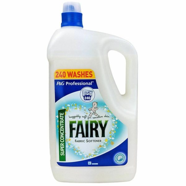 Fairy Fabric Softener Super Concentrate 4.8 Litre (240Wash)