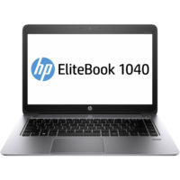 "HP EliteBook Folio 1040 G1 14"" Business Laptop Intel Core i5-4210U 4GB 167GB SSD"