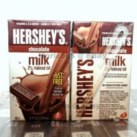 Hershey's Chocolate Milk - 21 x 236ml
