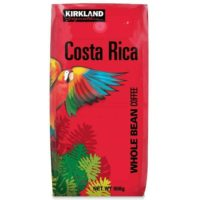 Kirkland Signature Costa Rica Whole Bean Coffee, 908g Free Postage