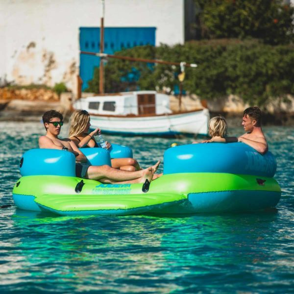 Jobe Laid Back Lounger 10ft (320 cm) 4 Person Inflatable