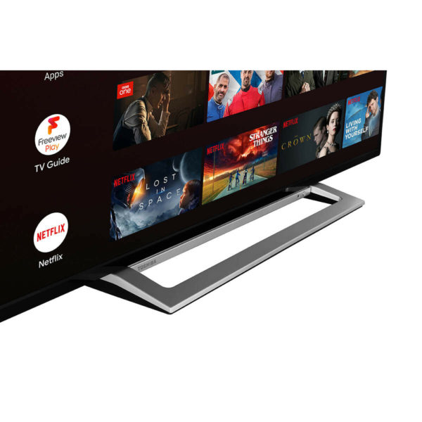 Toshiba 50UA3A63DB 50 Inch 4K Ultra HD Smart Android TV