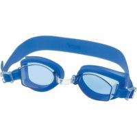 CENTRAL JUNIOR SWIMMING GOGGLES KIDS ANTI FOG WATER GOGGLES SWIM GLASSES BLUE