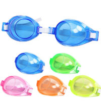 Pack of 1x 5x Children Boys Girls Swimming Goggles Strap Anti Fog Lens