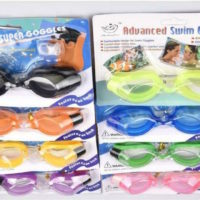 Anti Fog Swimming Goggles For Men Women Adult Junior Kids With Nose Ear Plugs