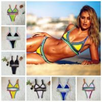 Sexy Womens Padded Push-up Bikini Set Swimsuit Bathing Suit Swimwear Beachwear