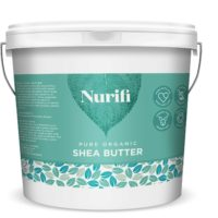 Shea Butter - 1KG - Certified Organic Unrefined Pure Natural Food Grade