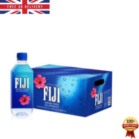 Fiji Water 24 x 500ml Natural Artesian Bottles Aquifer Soft Smooth Taste Delicou