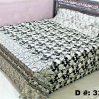 Bedsheet, Double bedding set Bed sheet for bedroom with 2 pillow case