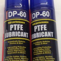 Bicycle bike PTFE lubricant lube oil spray chain 200 ml X 2