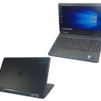 Dell Laptop Windows 10 Latitude E5540 Core i3-4030U 4GB 500GB HDD Webcam HDMI
